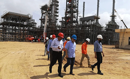Jereh Accomplishes Renovation Project of EPRF Refinery in Pakistan